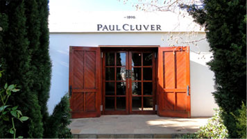 Parker Cottage Guesthouse recommends visiting Paul Cluver