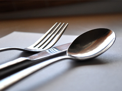 stylish cutlery