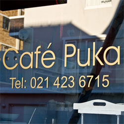 Parker Guesthouse recommends the restaurant Cafe Puka